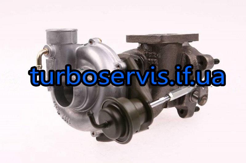 Турбокомпрессор VM22R,479360000