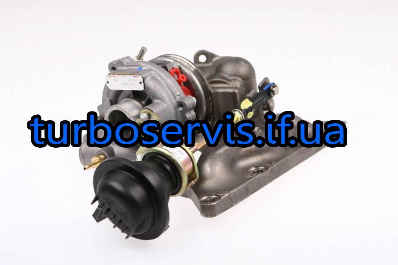 Турбокомпрессор 727211-5001S,A1600960999