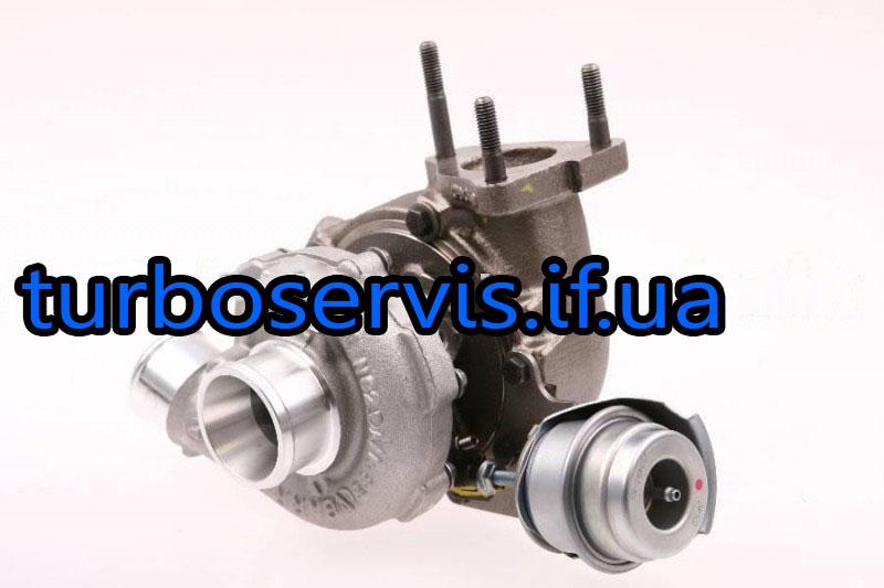 Турбокомпрессор 782403-5001S,28201-2A400