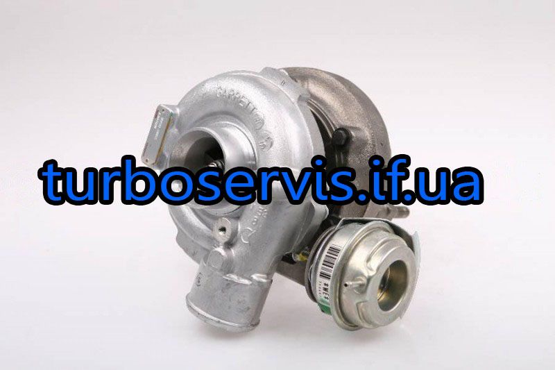 Турбокомпрессор 712541-5005S,LR006110