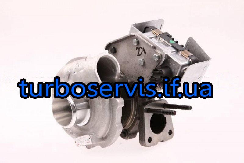 Турбокомпрессор 771954-5001S,68033479AB