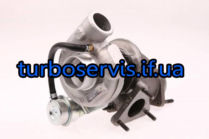 Турбокомпрессор 717123-5001S,A6620903080