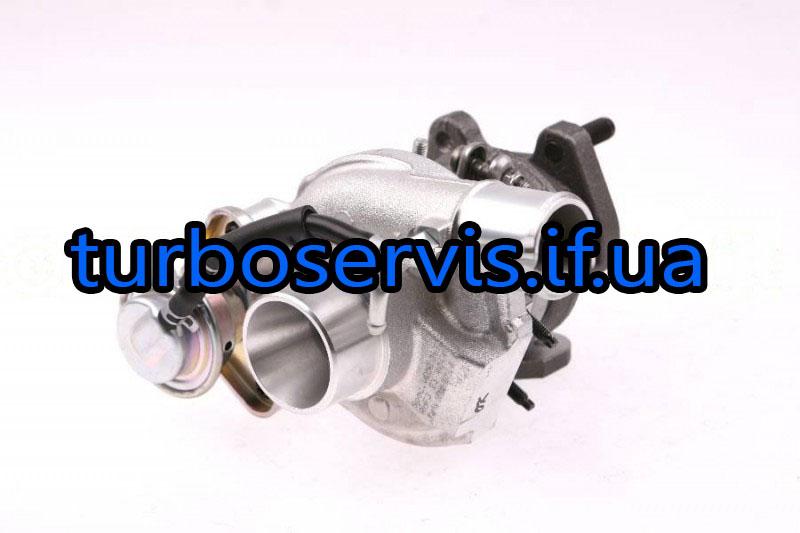 Турбокомпрессор VQ50,17200-97216