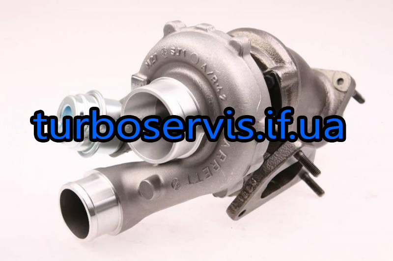 Турбокомпрессор 754382-5003S,A6650901880