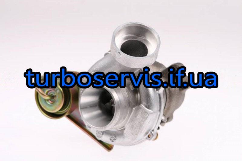 Турбокомпрессор VV12,A6610960299